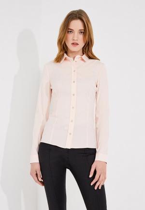 Рубашка Patrizia Pepe. Цвет: розовый