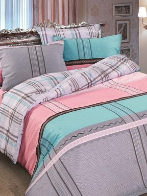Комплект постельного белья Дельта Магия Ночи. Цвет: серый