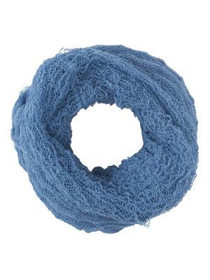 Снуд Vita pelle. Цвет: голубой