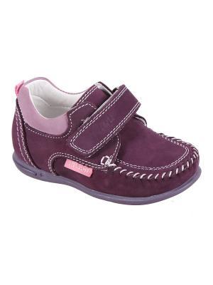 Детская обувь TIFLANI. Цвет: сиреневый