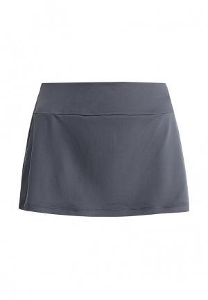 Юбка-шорты Wilson. Цвет: серый