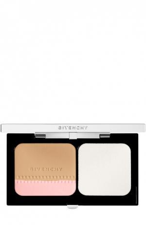 Компактное тональное средство Teint Couture №5 Elegant Honey Givenchy. Цвет: бесцветный