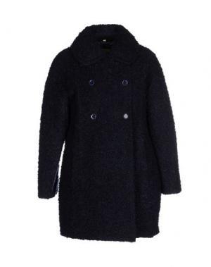 Пальто [C] STUDIO. Цвет: темно-синий