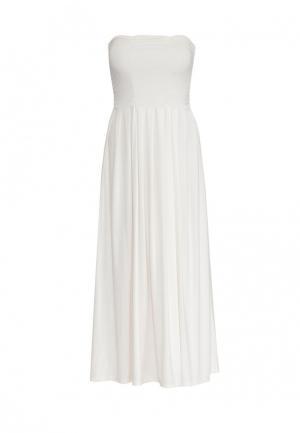 Платье Petit Pas. Цвет: белый