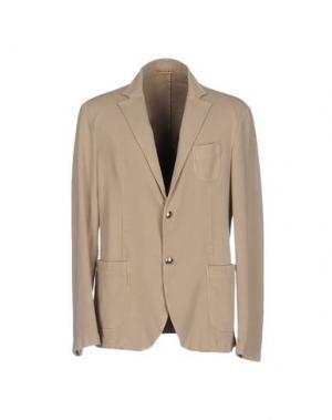 Пиджак FRADI. Цвет: песочный