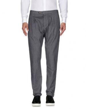 Повседневные брюки (M) MAMUUT DENIM. Цвет: свинцово-серый