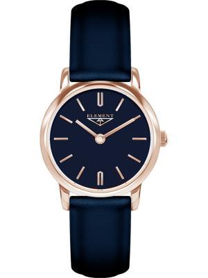 Часы 33 ELEMENT. Цвет: темно-синий, розовый, золотистый