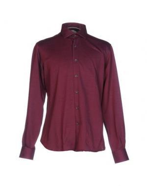 Pубашка ORIAN. Цвет: пурпурный