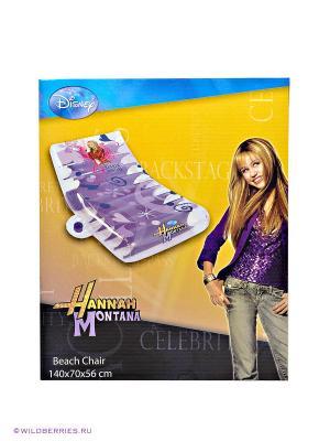 Надувной шезлонг Mondo. Цвет: фиолетовый