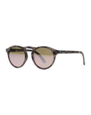 Солнечные очки SPEKTRE. Цвет: светло-серый