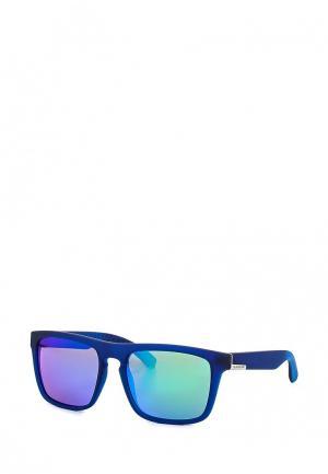 Очки солнцезащитные Quiksilver. Цвет: синий