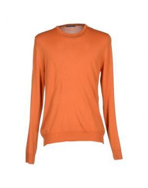 Свитер BECOME. Цвет: оранжевый