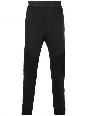 Спортивные брюки Timuch Les Benjamins. Цвет: чёрный