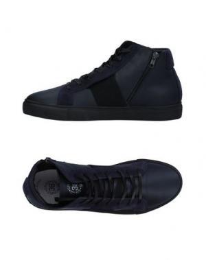 Высокие кеды и кроссовки CIVICO 38. Цвет: черный