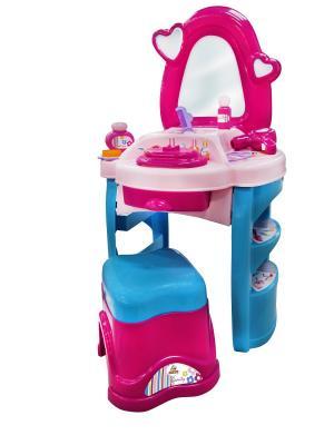 Набор Салон красоты Диана №3 (в пакете) Palau Toys. Цвет: синий, розовый