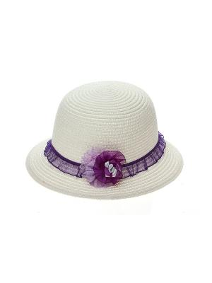 Шляпа Modniki. Цвет: белый