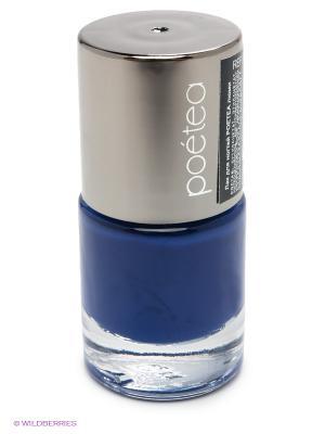 Лак для ногтей Поетеа ЛЮМИ,тон 88 POETEA. Цвет: синий