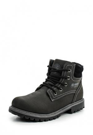 Ботинки Shuzzi. Цвет: серый