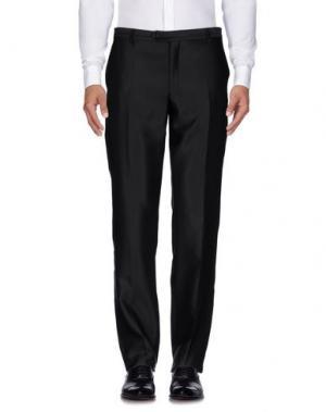 Повседневные брюки CARLO PIGNATELLI CERIMONIA. Цвет: черный