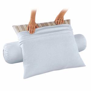 Чехол защитный для подушки, из стретч-мольтона, водонепроницаемый REVERIE BEST. Цвет: белый