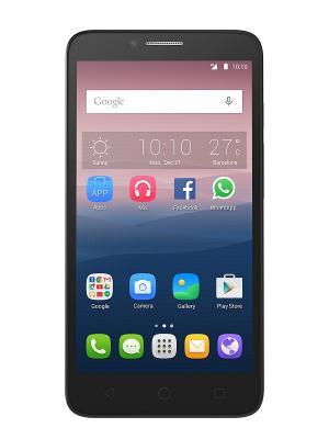 Смартфон One Touch 5054D Alcatel. Цвет: серебристый