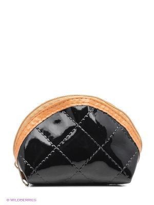 Кошелек Migura. Цвет: черный, бежевый