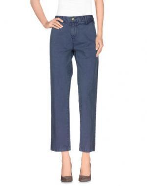 Повседневные брюки LAURENCE DOLIGÉ. Цвет: темно-синий