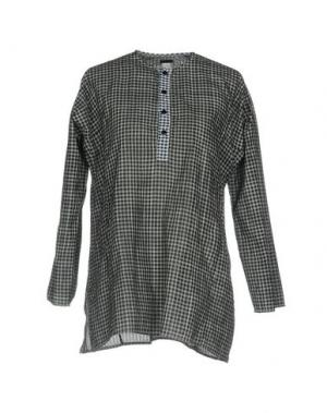 Блузка DOSA. Цвет: черный