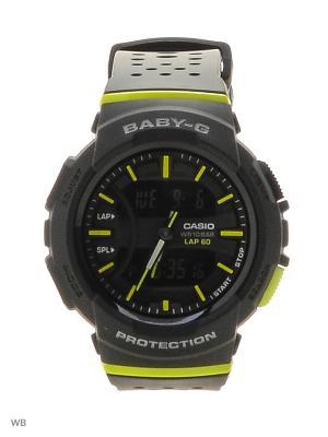 Часы Baby-G BGA-240-1A2 CASIO. Цвет: черный