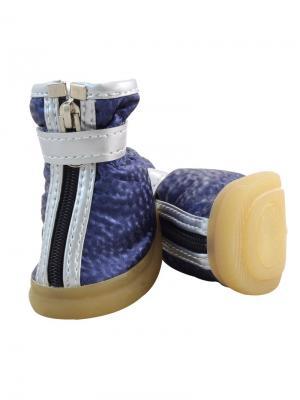 Ботинки для собак TRIOL. Цвет: фиолетовый