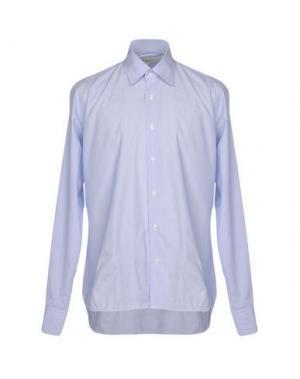 Pубашка ALV ANDARE LONTANO VIAGGIANDO. Цвет: лазурный
