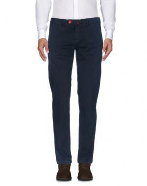 Повседневные брюки BARONIO. Цвет: цвет морской волны