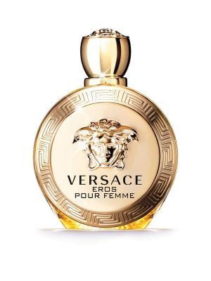 Versace Eros Pour Femme туалетная вода, 50 мл. Цвет: прозрачный