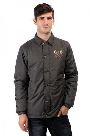 Куртка  Wcoach Grey Anteater. Цвет: серый