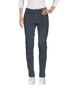 Повседневные брюки EUROPEAN CULTURE. Цвет: цвет морской волны