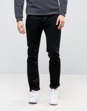 ASOS Узкие черные джинсы. Цвет: черный