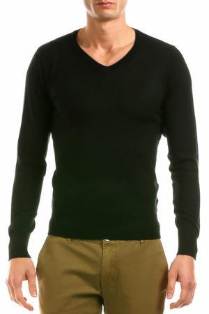 Пуловер Hot Buttered. Цвет: черный