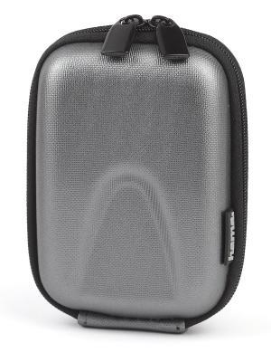 Чехол HAMA 103761 Hardcase Thumb 40G серый 6x2,5x9,5. Цвет: серый