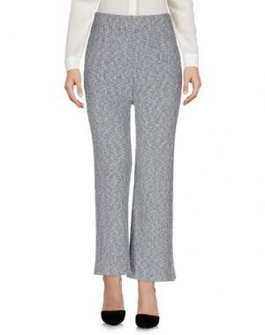 Повседневные брюки CHILI PEPPERS. Цвет: темно-синий