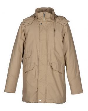 Куртка ELVINE. Цвет: бежевый