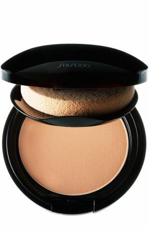 Сменный блок для выравнивающей компактной пудры, оттенок I60 Shiseido. Цвет: бесцветный
