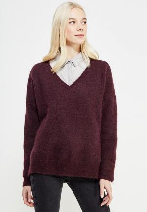Пуловер Selected Femme. Цвет: фиолетовый