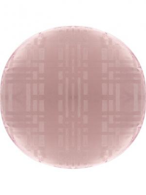 Подушка на табурет Silk DEKORTEX. Цвет: розовый