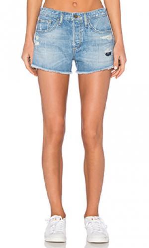 Джинсовые шорты Joes Jeans Joe's. Цвет: none