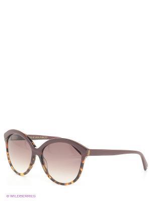 Солнцезащитные очки IS 11-293 37P Enni Marco. Цвет: коричневый, темно-бордовый