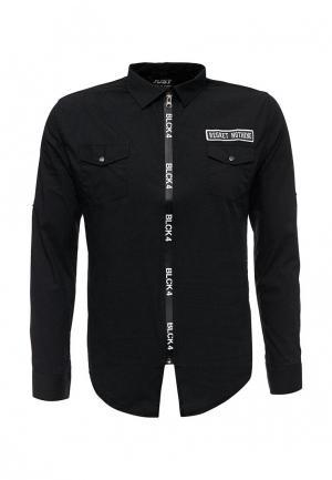 Рубашка Dali. Цвет: черный