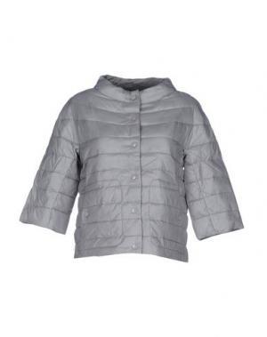 Куртка BINI Como. Цвет: серый