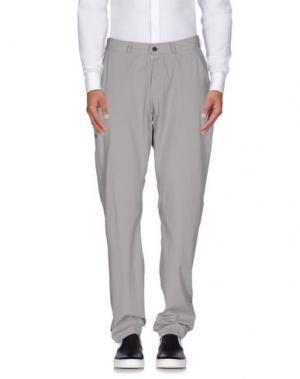 Повседневные брюки HAGLÖFS. Цвет: серый