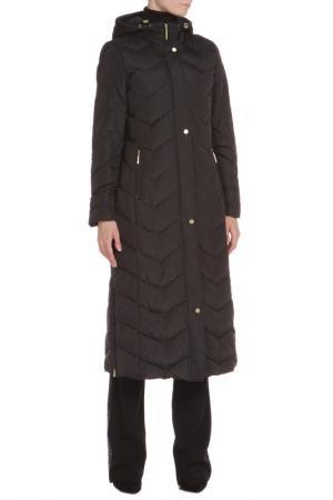 Пальто ELLEN TRACY. Цвет: черный
