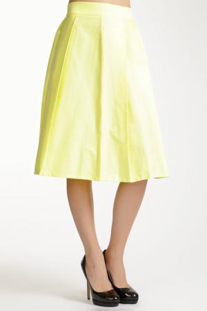 Юбка Rinascimento. Цвет: желтый